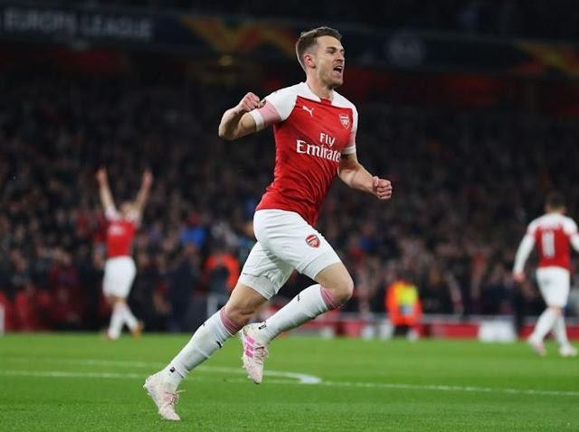 'Arsenal Sudah Sesali Kepergian Ramsey'