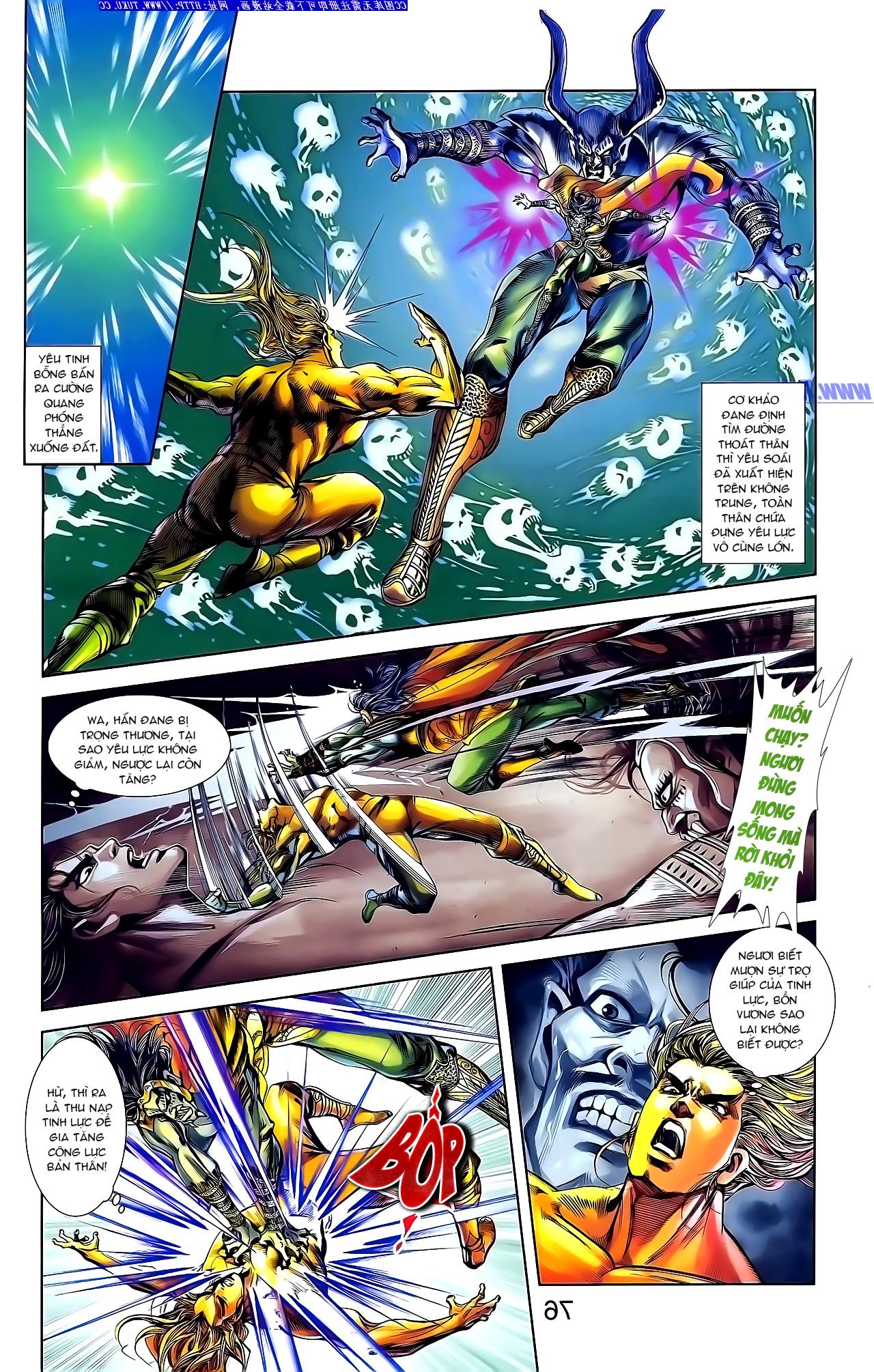 Cơ Phát Khai Chu Bản chapter 148 trang 11