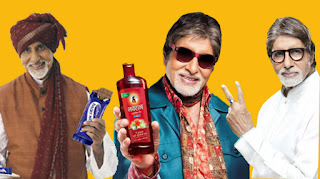Bollywood celebs in Advertisements