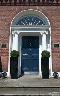 Citytrip dans Dublin - Merrion Square