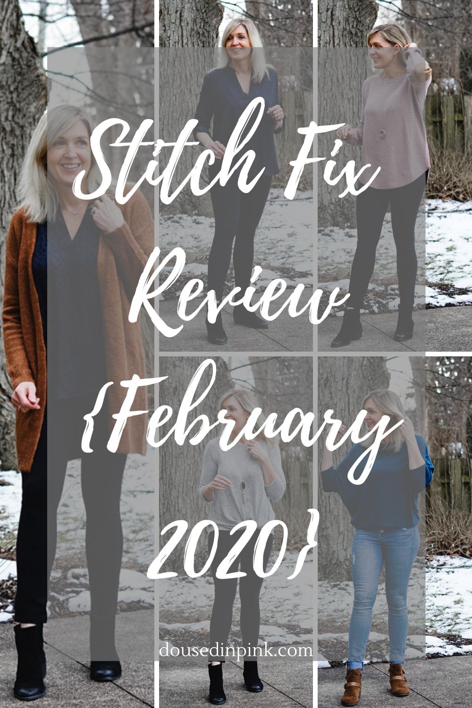 Stitch Fix Review - February 2020