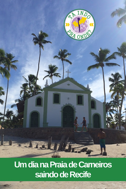 Conhecendo a Praia de Carneiros em um dia saindo de Recife
