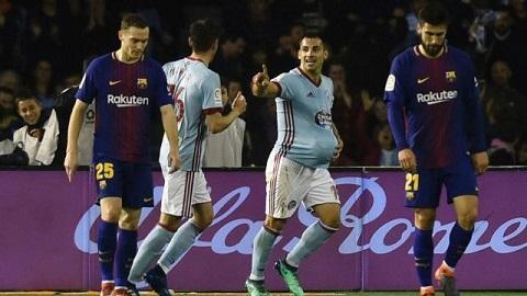 Celta Vigo xứng đáng đạt kết quả tốt hơn so với trận hòa.