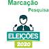 Eleições 2020: Pesquisa de intenção de votos é realizada em Marcação