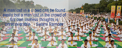 Swami Ramdev Yoga Quotes