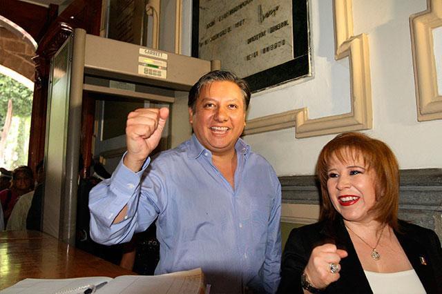 EL hijo del ex gobernador Melquiades Morales en la lista negra