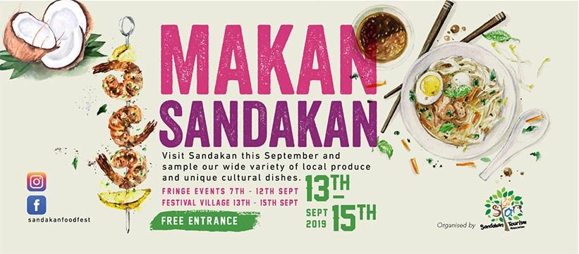 Sandakan Food & Agriculture Festival 2019