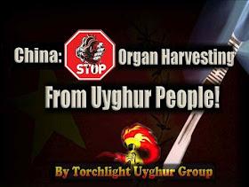 A minoria étnica uigur é alvo da política de repressão política e comercialização de órgãos.