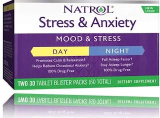 Stress amd Anxiety Natrol GNC pareri forum suplimente anxietate