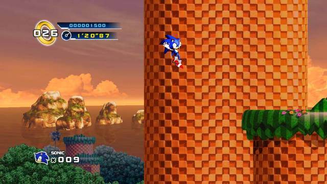 Download Sonic the Hedgehog 4 PC Games Gameplay