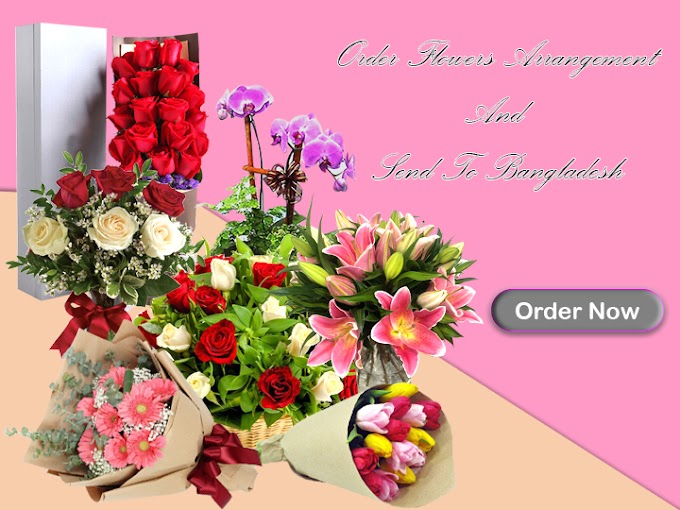 BD Flowers Shop | IF You Can Send Flower to Dhaka, Bangladesh Then Please Visit