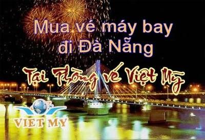 Mua vé máy bay đi Đà Nẵng ở đâu?