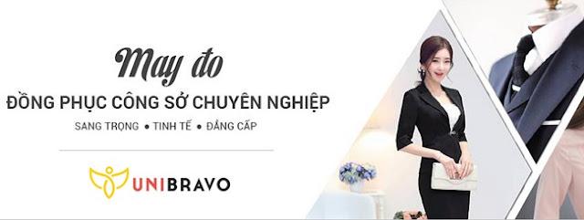 May đồng phục tại Nghệ An đến ngay Bravo