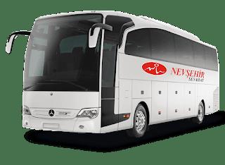 Otobüs Bileti Otobüs Firmaları Nevşehir Seyahat