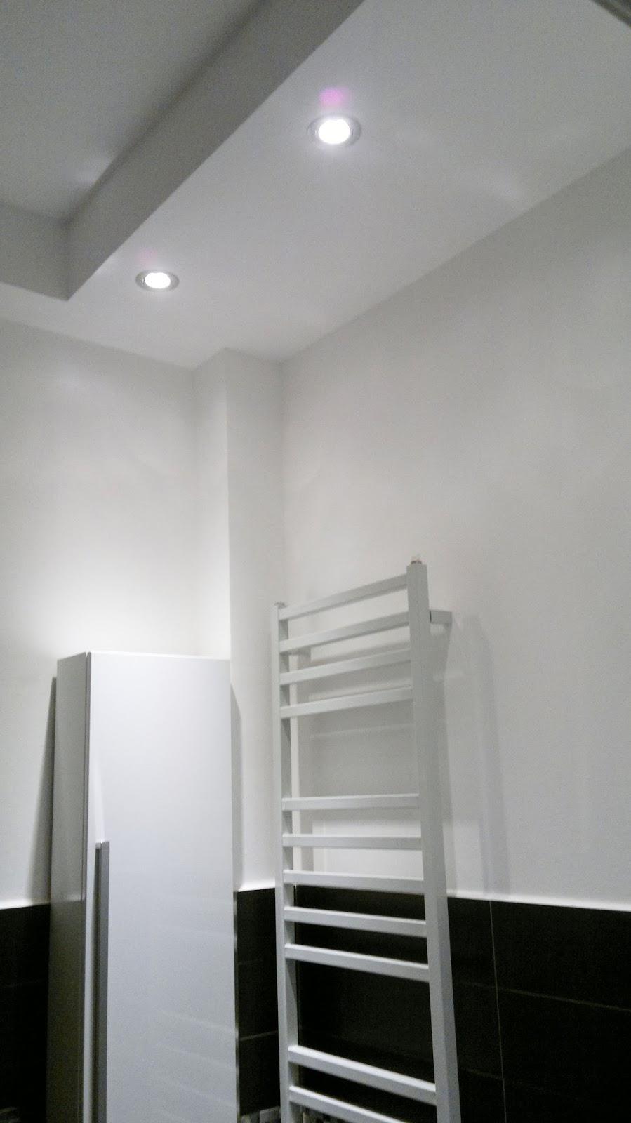 Illuminazione led casa gennaio 2014 - Illuminazione bagno leroy merlin ...