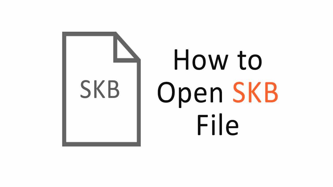 Cara Membuka File SKB (Sketchup Backup)