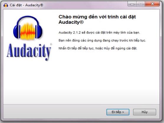 Hướng dẫn cài đặt Audacity trên máy tính windows b