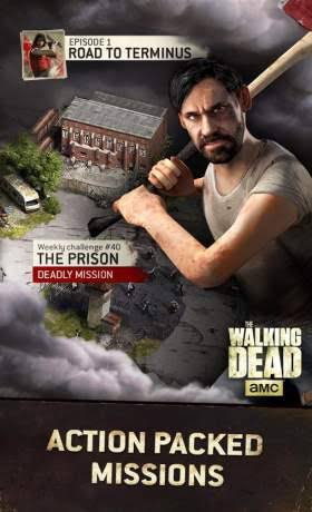 Download The Walking Dead Mod Apk Unlimited Money