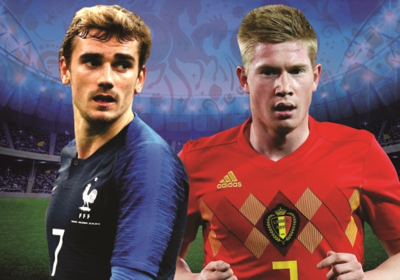 France v Belgium – Preview – World Cup 2018