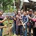 Kunker ke Desa Kembung Luar, Eet Resmikan Jalan H.Engah Eet dan Sosialisasi Perda No 3 Tahun 2018