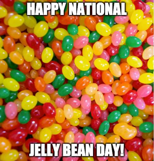 National Jelly Bean Day Wishes Awesome Picture