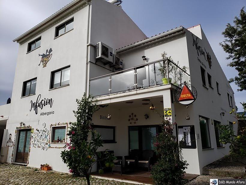 Hotel Infusion em Óbidos, Portugal