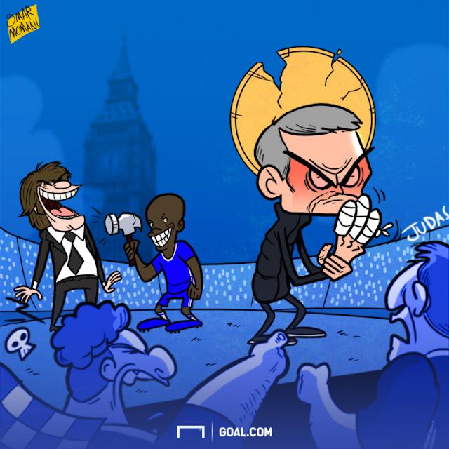 Mourinho Judas