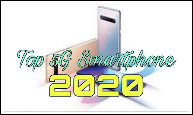Top 5G Smartphone in 2020