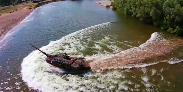 «ΠΑΡΜΕΝΙΩΝ 2019»: Νυχτερινή διάβαση του Νέστου ποταμού από την ΧΧ ΤΘΜ, χαλύβδινη αποτροπή στη πράξη