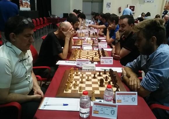 SUECA: Jaime Valmaña campeón de un Open diferent. Relación de premiados