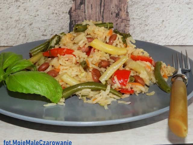 Ryż z warzywami - CZYTAJ DALEJ