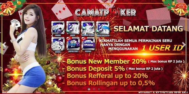 Situs Poker Online Terbaik Di Indonesia Camatpoker