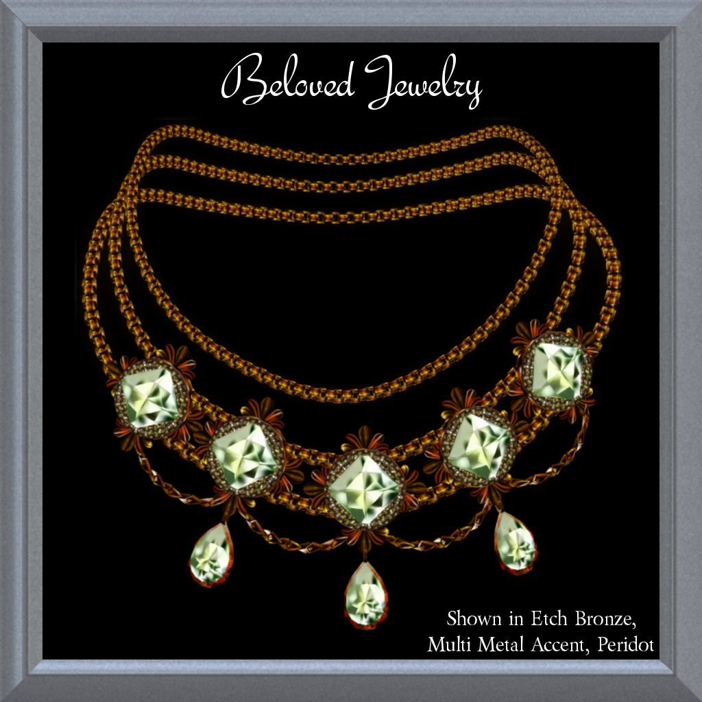 Beloved Jewelry: Christina Jewelry Set by Beloved Jewelry for the Here Comes Summer Sale at Flawless