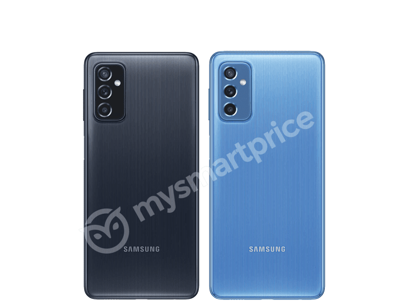 Alleged Samsung Galaxy M52 5G with SD778 and 120Hz display renders and specs leak!