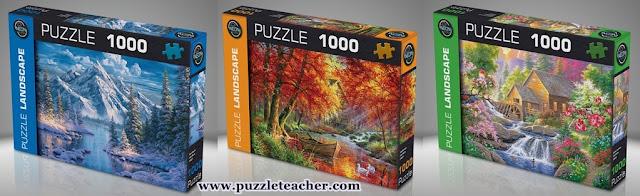 Neon Puzzle A101 2021