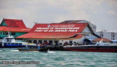 Desa Nelayan Sri Bintan