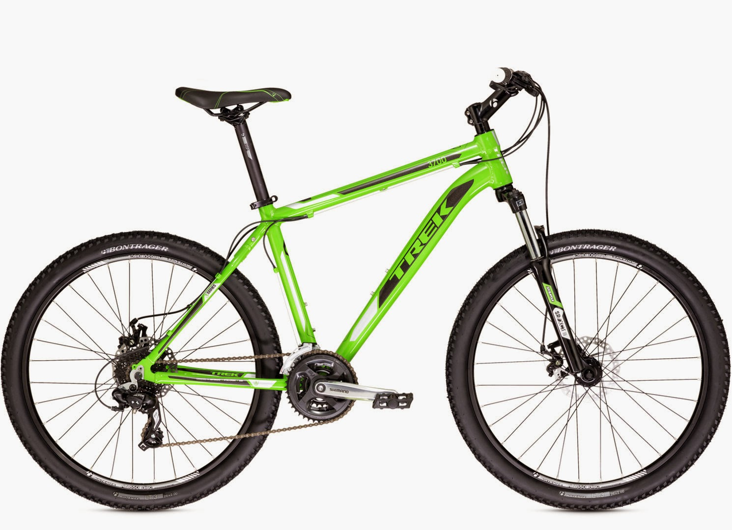 Bumsteads Road And Mountain Bikes The 2014 Trek 3700 Disc