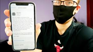 Apple launches an upgrade to iOS 13.5, adding face mask recognition contact tracing software in COVID-19 # Article