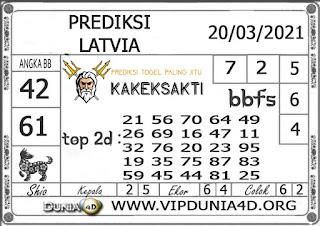Prediksi Togel LATVIA DUNIA4D 20 MARET 2021