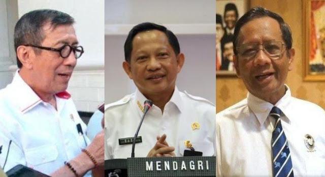 Mahfud MD Segera Panggil Tito hingga Yasonna, Bahas Lolosnya Djoko Tjandra