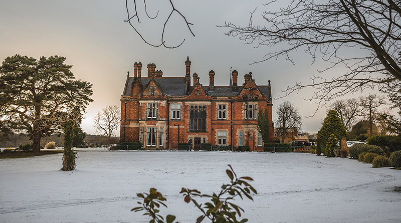 The Wintermacy Break offers the chance to stay at Rockliffe Hall and enjoy all the benefits at an amazing price