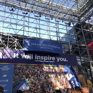 TCS NYC Marathon 2019 Expo