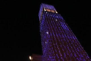 Iluminación navideña de Herriko Plaza