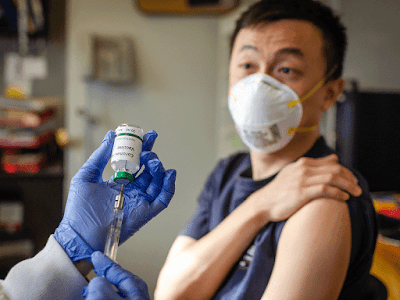 Vaksin Coronavirus