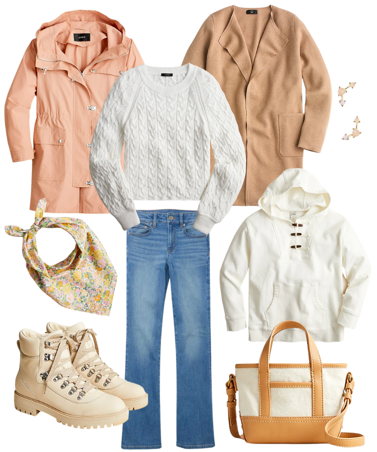 cozy fall outfit, weekend fall outfit, fall fashion for women over 40