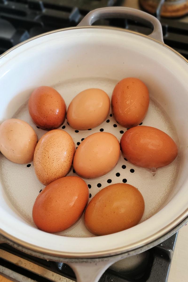 The Secret to Easy to Peel Farm Fresh Eggs   Fresh Eggs Daily®