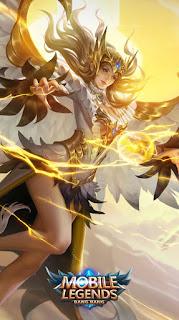 Alice Divine Owl Heroes Mage of Skins V3