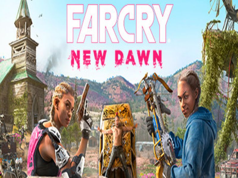 Download Far Cry New Dawn Game PC Free