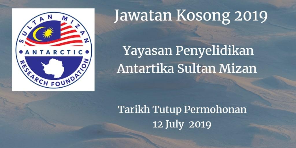 Jawatan Kosong YPASM 12 July 2019