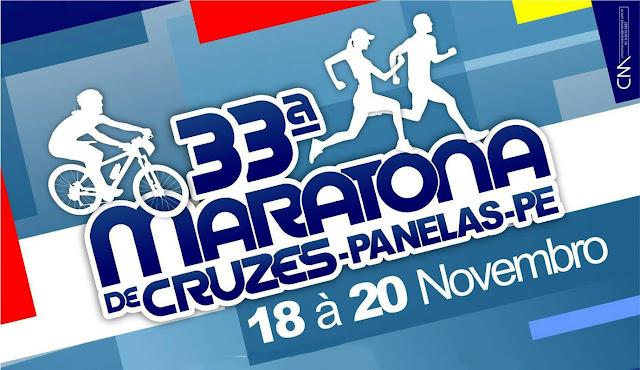 Maratona de Cruzes edição 2016
